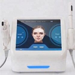 Mais novo tecnologia 2 em 1 hifu vaginal que aperta a máquina + pele que aperta a máquina de levantamento de cara