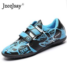 Boys Training Sports Shoes Football Men New Kids Soccer Shoe