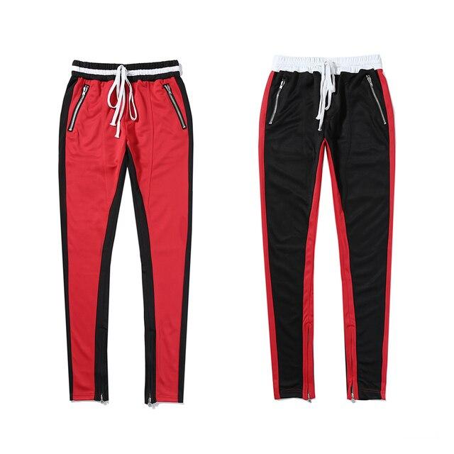 Zip Caviglia Justin Pantaloni Moda Alla Vintage Bieber Di Gli Uomini Nvw0O8mn