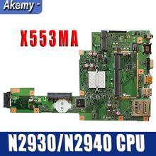Amazoon для ASUS A553M X503M F503M X553MA материнская плата для ноутбука N2930/N2940 cpu X553MA REV.2.0 материнская плата тест хороший