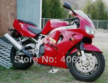 Cheap Motorcycle fairing CBR 900 RR 893 96 97 For CBR900RR 893 1996 1997 Red Sport Bike Bodyworks Fairings