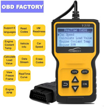 Diagnostic Tool Fault Detector V310 OBD2 CAR Scanner Universal OBDII Car ODB2 Check Engine