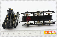 HO 1/87 scale model Train model parts miniature accessories bogie
