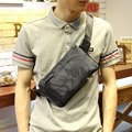 De los nuevos hombres de pecho bolsa de hombre de moda casual de camuflaje de impresión hombro bolsa de Mensajero Coreano de los hombres cruzada cuerpo bolsa pequeña satchel