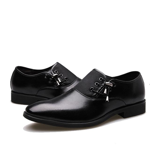 NPEZKGC 2017 New Fashion Genuine Leather Men Casual Shoes Luxury Brand Men Shoes Leather Shoes Men High Qulaity Men Flats
