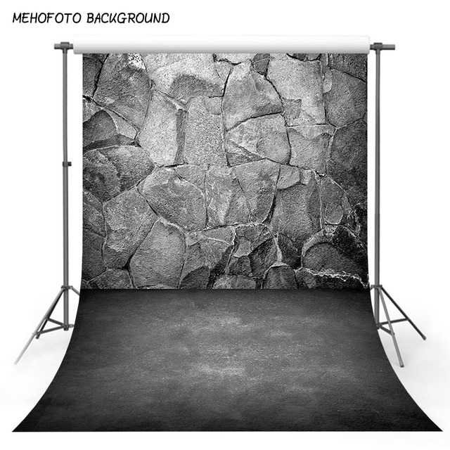 US $11 34 33% OFF|MEHOFOTO Vintage Photography Backdrops Abstract Brick  Wall Children Photo Background Custom for Photo Studio F 3240-in Background