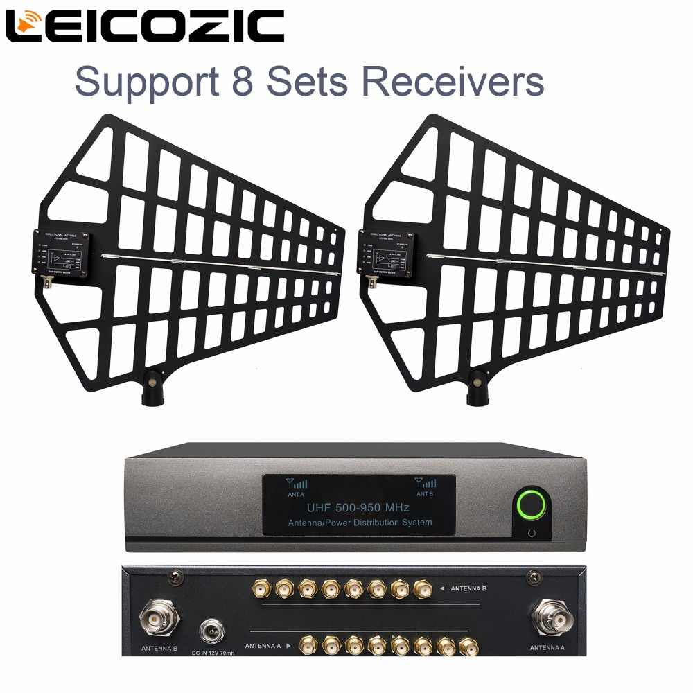 Detail Feedback Questions about Leicozic 8 Channel Antenna