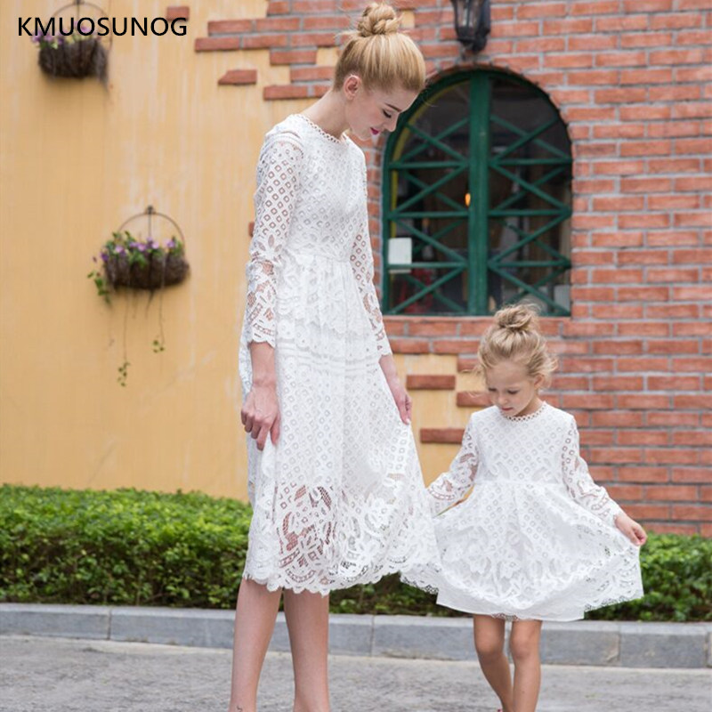 140f76069bf51b Note: Mom dress and daughter dress are of different prices. One price for  one dress. Product Name: Family matching outfits dress Weight: About ...