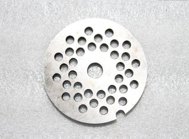 NO 12 meat grinder blade meat grinder 69mm diameter 6mm hole meat цены