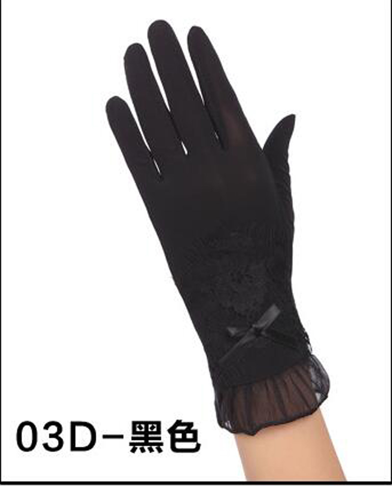 HTB1X8PbRFXXXXcWXVXXq6xXFXXXs - Sexy Summer Women UV Sunscreen Short Sun Female Gloves Fashion Ice Silk Lace Driving Of Thin Touch Screen Lady Gloves G02E