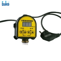 1/4'' 1/2'' Water stop protection sensor digital pump switch (0 10 bar working pressure) for mist cooling system