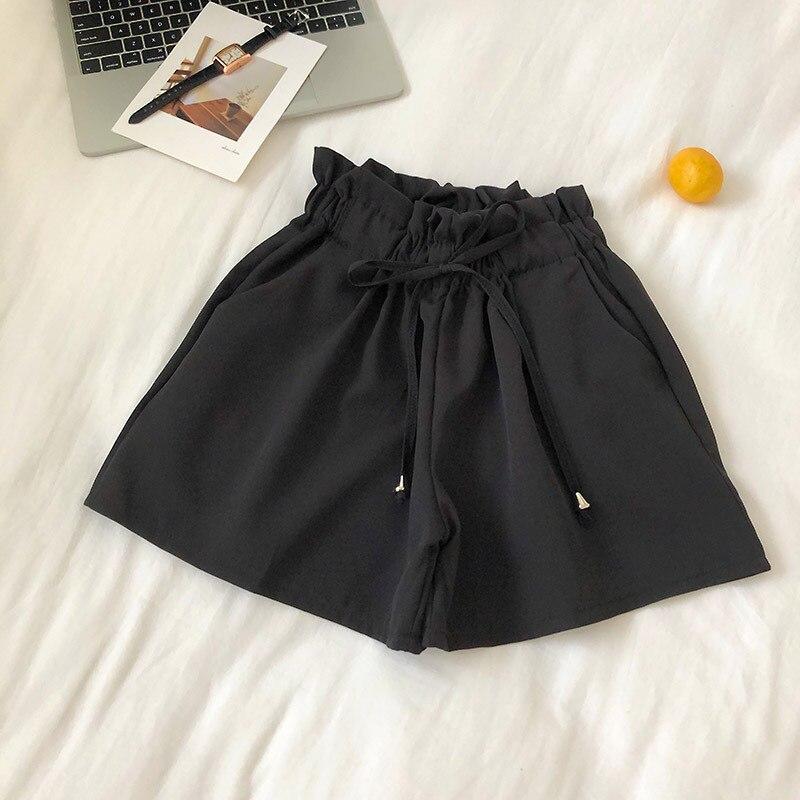Solid color kawai shorts13