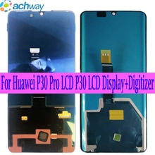 ORIGINAL LCD Huawei P30 Pro Display Touch Screen Digitizer ELE L09 L29 For Huawei P30 Display VOG L04 L09 L29 Screen Replacement