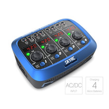 4W Power SKYRC QUATTRO Micro 4 in 1 Battery Charger