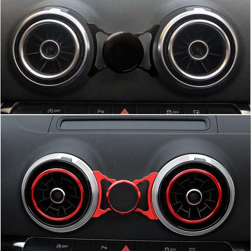 car phone holder for audi a3 s3 air vent mount car holder. Black Bedroom Furniture Sets. Home Design Ideas