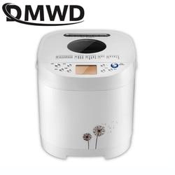 DMWD Toaster breadmaker household automatic multifunction intelligent Cake toast yogurt jam fermenter Dough mixing bread machine