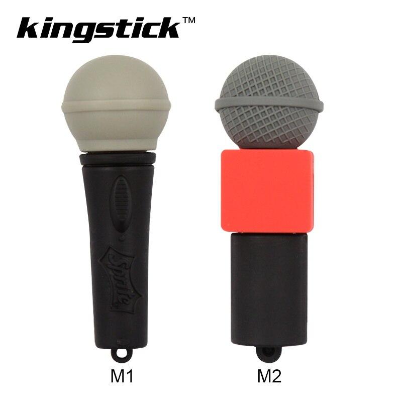 microphone model flash usb stick cle usb pen drive memory stick 8gb 16gb 32gb 64gb 128gb usb. Black Bedroom Furniture Sets. Home Design Ideas