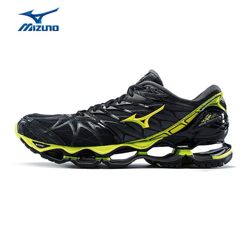 MIZUNO мужчины пророчество 7 носимых буфера кроссовки дышащая Спортивная обувь J1GC180040 XYP724