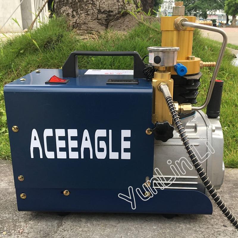 High Pressure Air Pump Electric Water Cooled High Pressure Air Pump