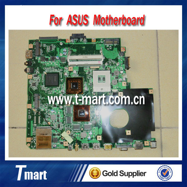 ФОТО 100% Original  for ASUS N51VF laptop motherboard good condition working perfectly