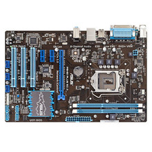 original motherboard P8H61 plus r2.0 DDR3 LGA1155 RAM 16G mainboard