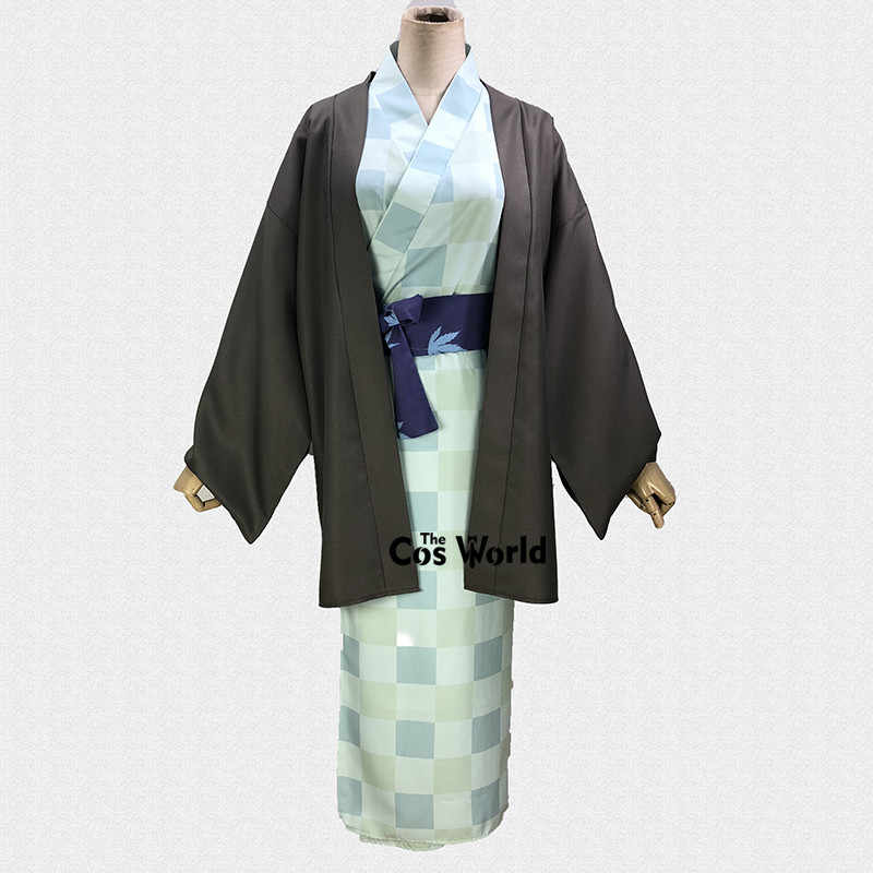 FGO 運命グランド注文 3rd 記念デビッド羽織着物浴衣ドレス服アニメのコスプレ衣装