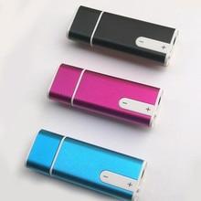 D'origine Mini 3 en 1 Numérique Voix Audio Recorder Sound Dictaphone 8G USB Flash Drive U disque lecteur mp3 espion enregistreur vocal stylo