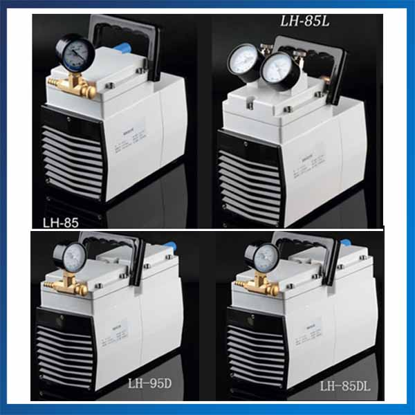 LH-85L High Quality Oilless Small Lab Use Vacuum Pump