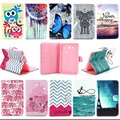 Print PU Leather Stand Cover Case For Samsung Galaxy Tab 3 Lite 7.0 SM-T110 t111 tablet Accessories with card shot M4D69D