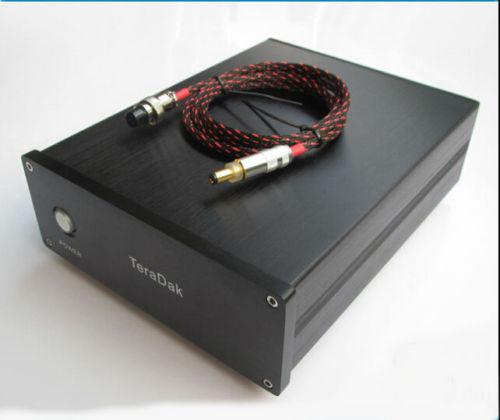 Teradak Wadia Di122 toroidal trafo HiFi doğrusal güç kaynağı 5 V - Ev Ses ve Video