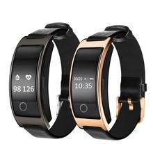 Bluetooth font b Smart b font font b Watch b font CK11S Bracelet Band blood pressure