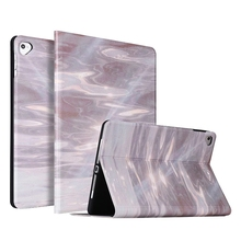 Marble Pattern Flip Silicone Soft Back Case For iPad 2 3 4 Air Air2 mini 5 Stander Cover for New iPad 9.7 2017 Auto Wake/Sleep art painting magnet pu case flip cover for ipad pro 9 7 10 5 12 9 air air2 mini 1 2 3 4 tablet case for new ipad 9 7 2017 2018