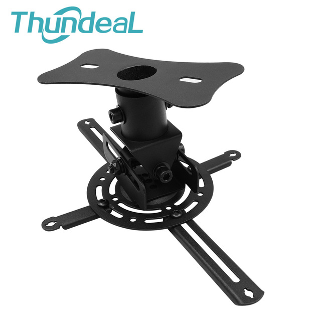 Hot sale Universal HD Projector Ceiling Mount Wall Bracket Holder for Projectors Hanging Projectpr Bracket Accessories 22.5CM