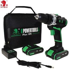 21V power tools battery drill
