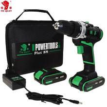 21V power tools  battery drill electric Drill Electric Cordless drilling Screwdriver Mini screwdriver