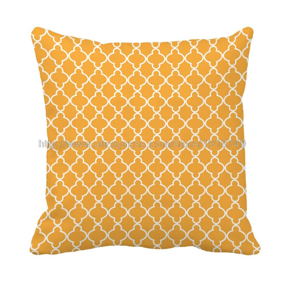 online get cheap orange throw pillow aliexpresscom  alibaba group - orange geometric cushion cover set home and sofa decorative custom throwpillow case xcm xcm(