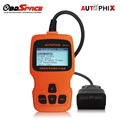 New Automotive Scanner OM123 OBD2 Hand-held Engine Analyzer Fault Code Reader Diagnostic Tool for Cars in Russian Portuguese