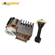Air Suspension Compressor Cylinder Head With Piston Ring For 970 Grand Cherokee 97034305115 68204387