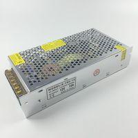 12 V 15A 180 Вт Переключение CCTV Питание трансформаторы для Светодиодные ленты света WS2811 WS2801 пиксельный модульный AC110/220 V постоянного тока до DC12V а...