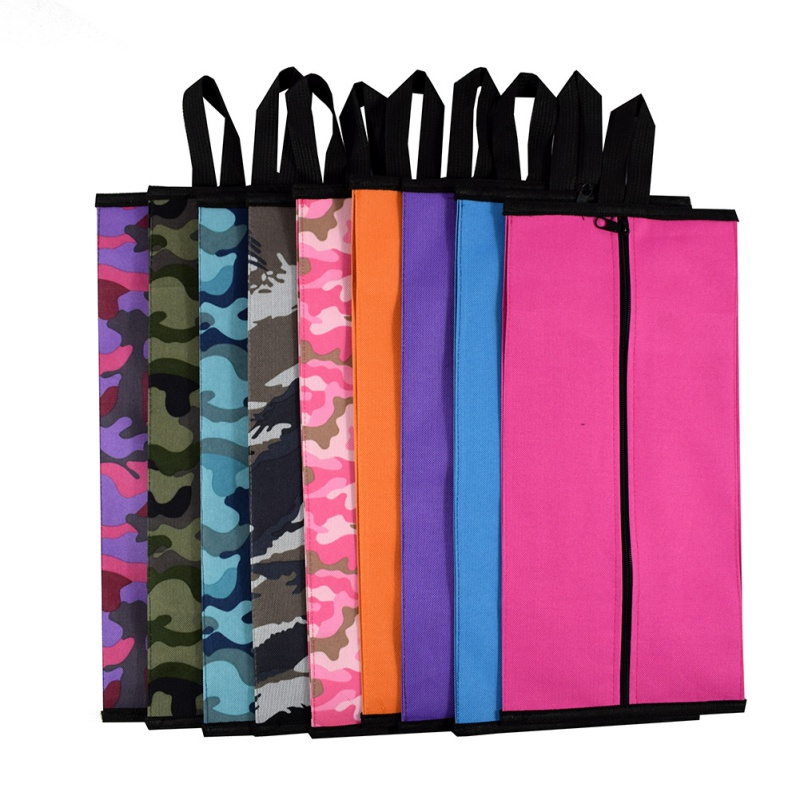 Portable Travel Storage Bag Outdoor Sport Zipper Foldable Waterproof Dampproof Hanging Pouch Organizer For Shoes Swims