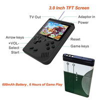 FGCLSY - Handheld Console with 168 Classic Games 1