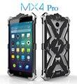 Novo Projeto Original de metal Shell de Resfriar o Metal de Alumínio THOR ironman caso shell tampa do telefone de proteção para meizu mx4 pro MX4pro