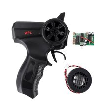 Simulate Remote Control/Dash Receiver/Speaker Toy For WPL B-14 B16 B-36 RC Car Sound Group Small Speaker Receiver Board 1 set 2 4g 12 channels transmitter receiver board 50 meters control receiving module for diy rc toy car accessories
