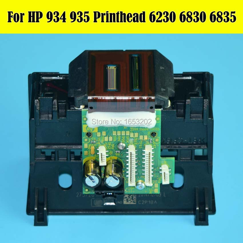 4 Color Original 934XL 935XL Printhead For HP 934 935 Print Head For HP Officejet Pro 6230 6830 6815 6812 6835 Printer