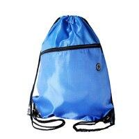 5 farben Tragbare Wasserdichte Nylon Schuh Taschen Kordelzug Staub Rucksäcke Lagerung Beutel Im Freien Reise Sport Lagerung Gym Taschen