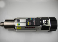 9KW auto tool changer spindle P4 400HZ 18000rpm ISO30 tool holder AC380V/AC220 3PH