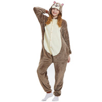Unisex Adults Animal Kigurumi Onesies Pajamas One Piece Costume Dinosaur Stitch Cat Mens Christmas Sleepwear Jumpsuits