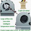 100% Testado Novo Fan CPU Para Asus A45 A45V A45vd A85C A85 A85V K45 K45VM K45VD 0.9mm Laptop Reparação substituição do Ventilador de Refrigeração refrigerador