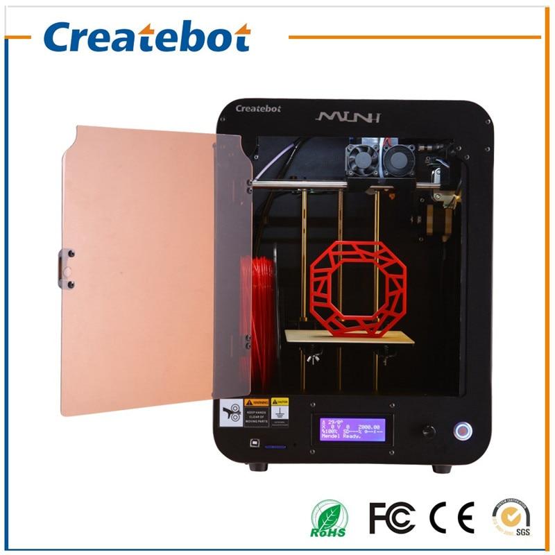 High Precision Mini Dual-extruder 3D Printer