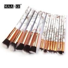 15pcs Make Up Brushes Set Multifunctional Makeup Concealer Eyeshadow Foundation Brush Tool brochas maquillaje